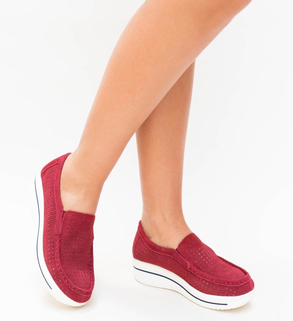 Pantofi Casual Sista Grena