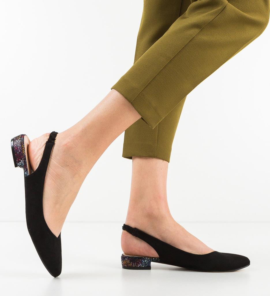 Pantofi Esmai Negri 2