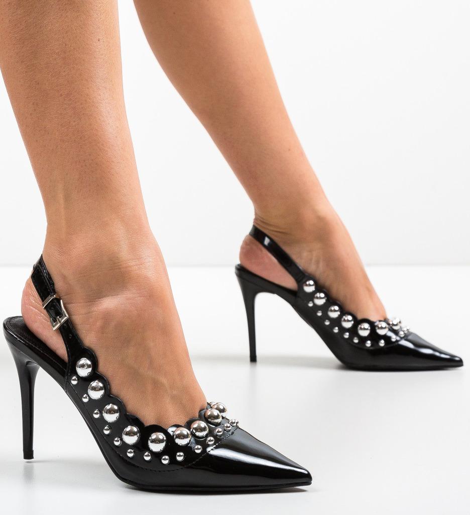 Pantofi Gabija Negri