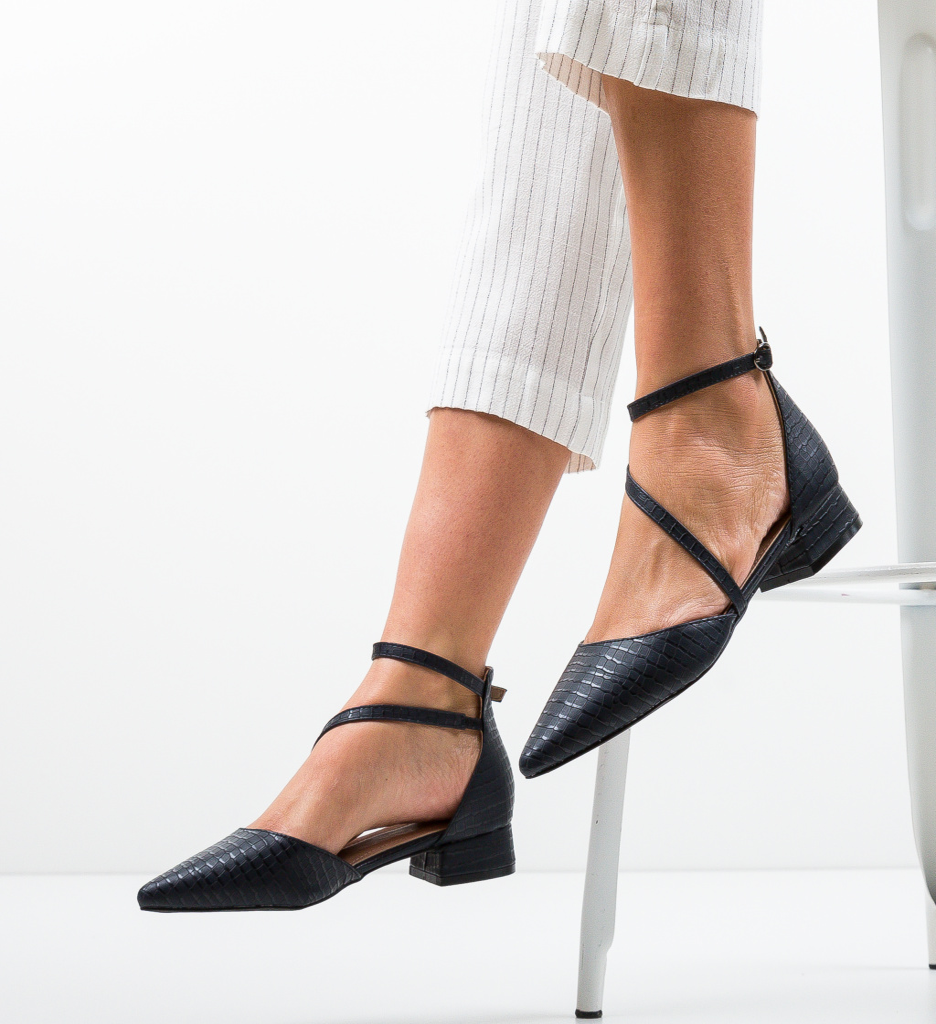 Pantofi Haney Negri