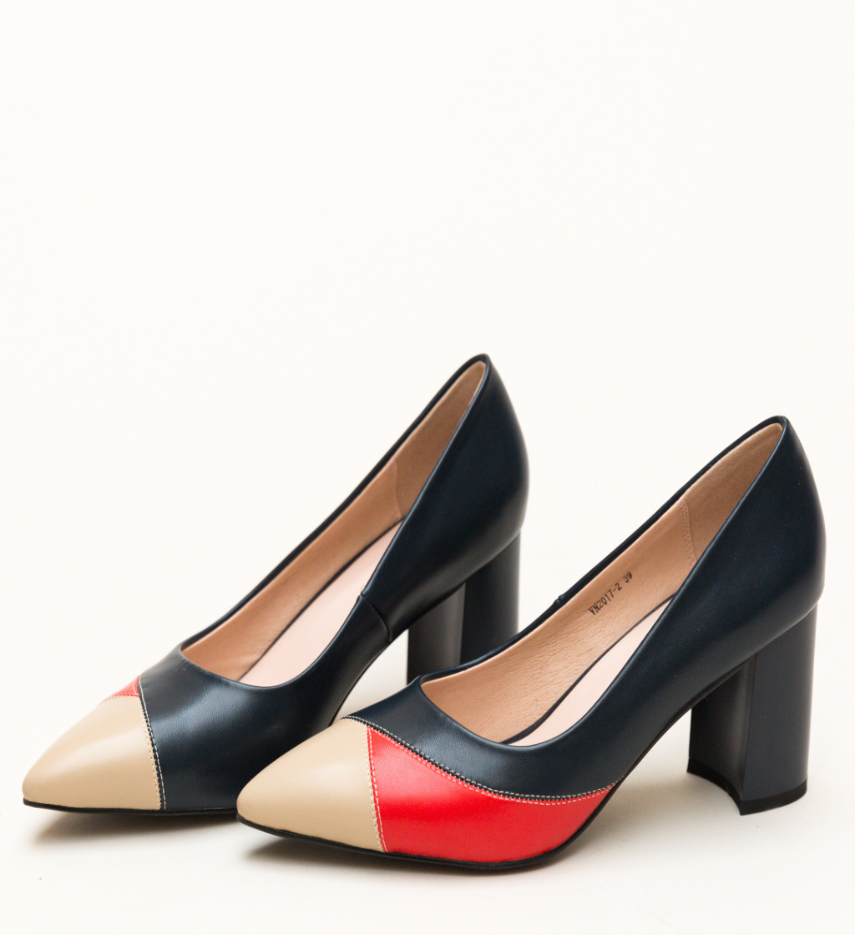 Pantofi Kit Bleumarin