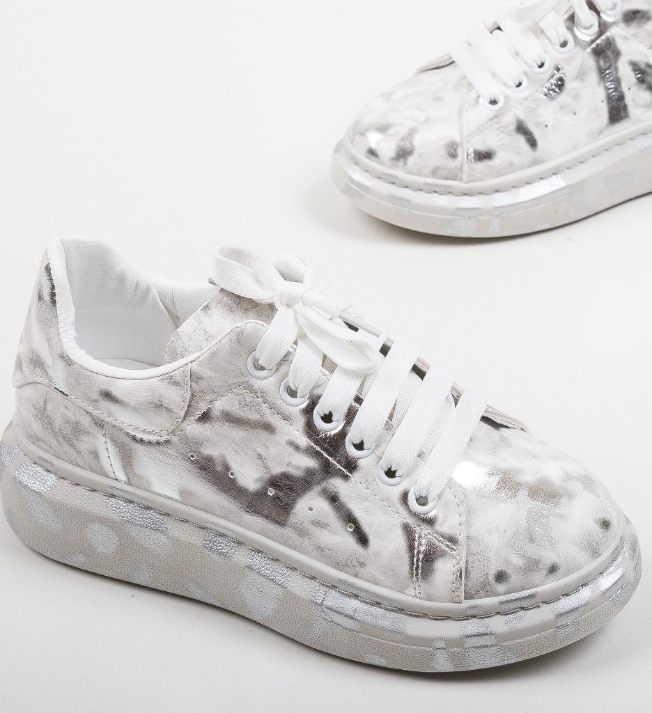 Pantofi Sport Alyx Argintii 2