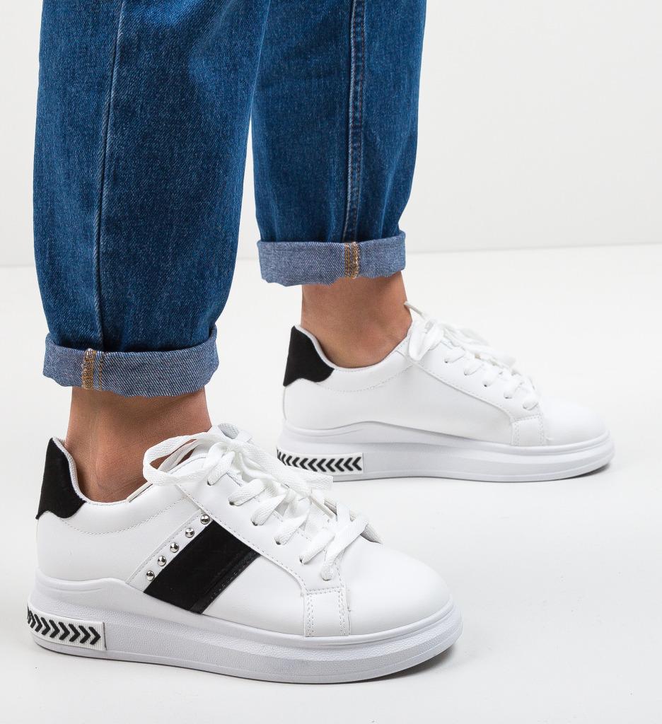 Pantofi Sport Calve Albi 2