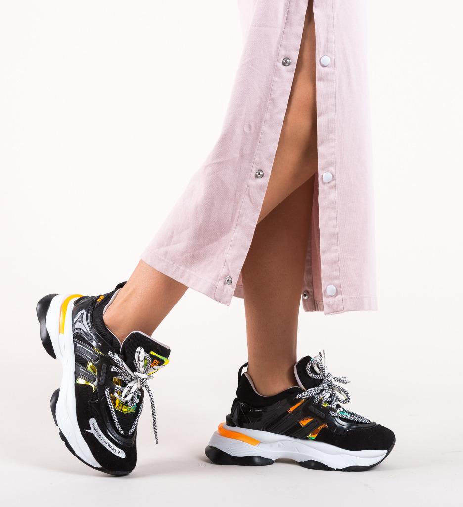 Pantofi Sport Ciaga Negri