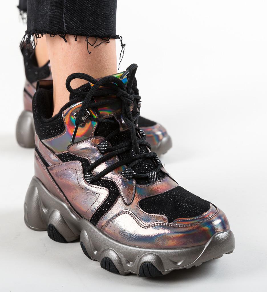 Pantofi Sport Denton Gri