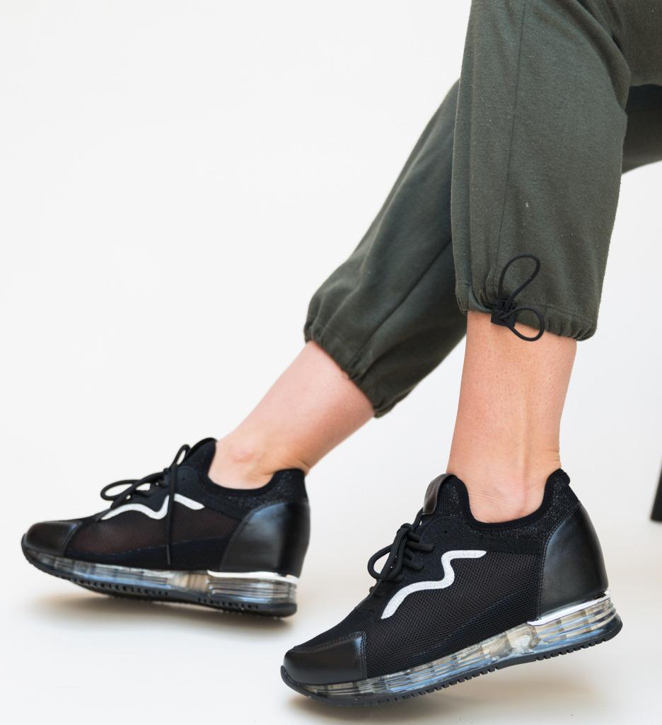 Pantofi Sport Elimina Negri