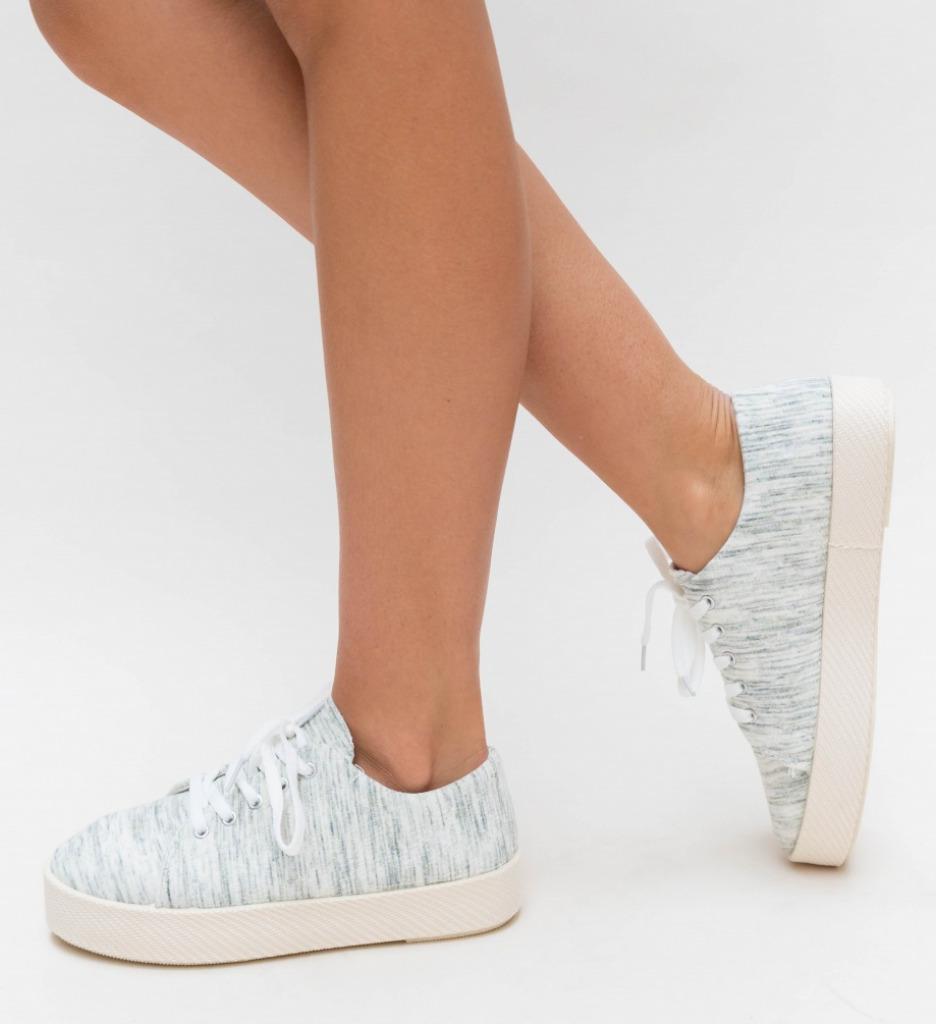 Pantofi Sport Embo Gri