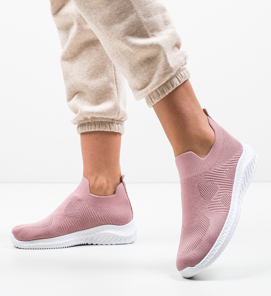 Pantofi Sport Estop Roz