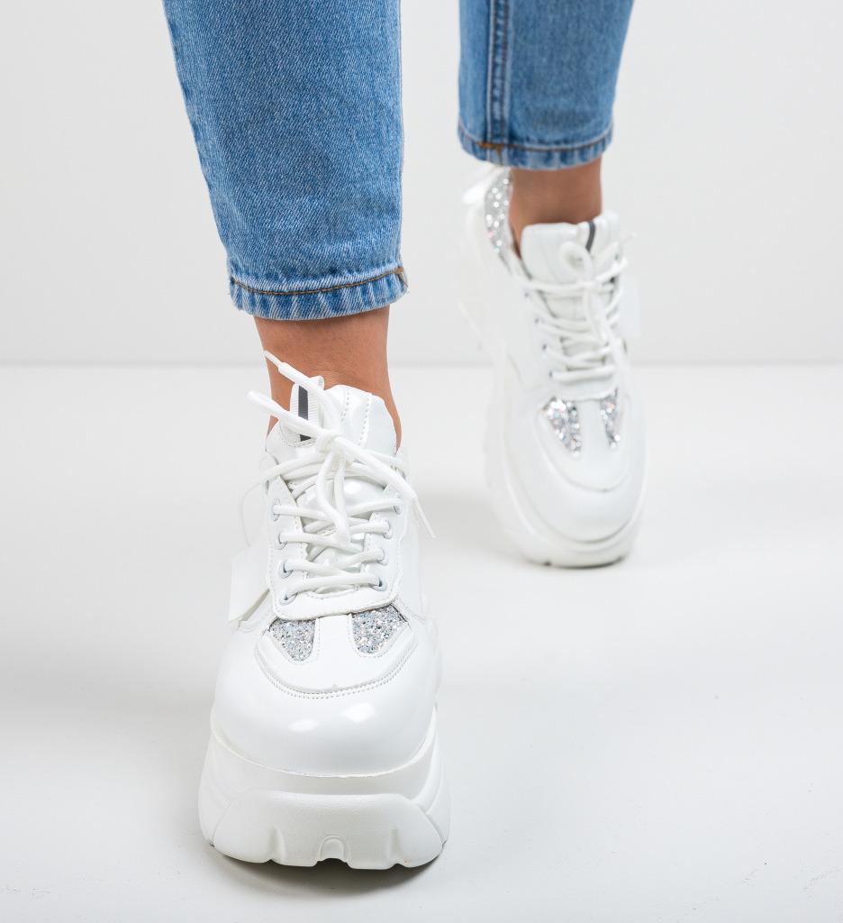 Pantofi Sport Iniana Albi