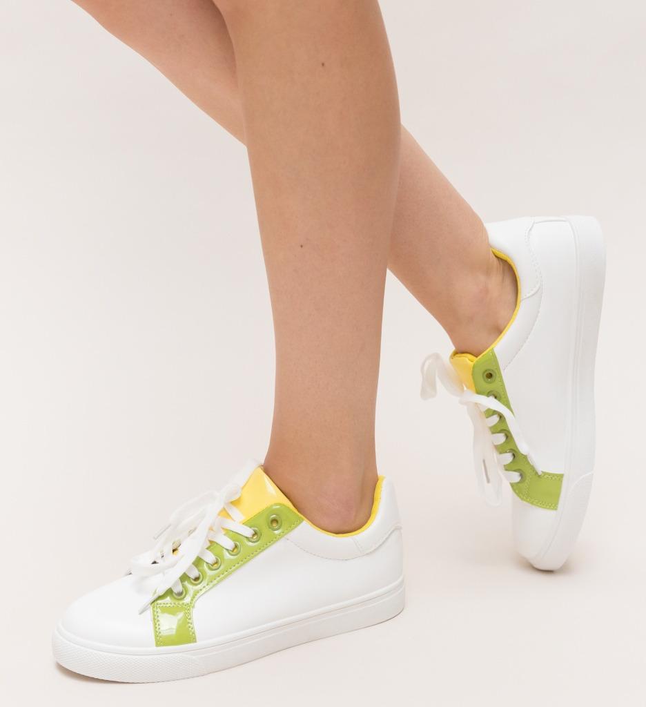 Pantofi Sport Jery Verzi