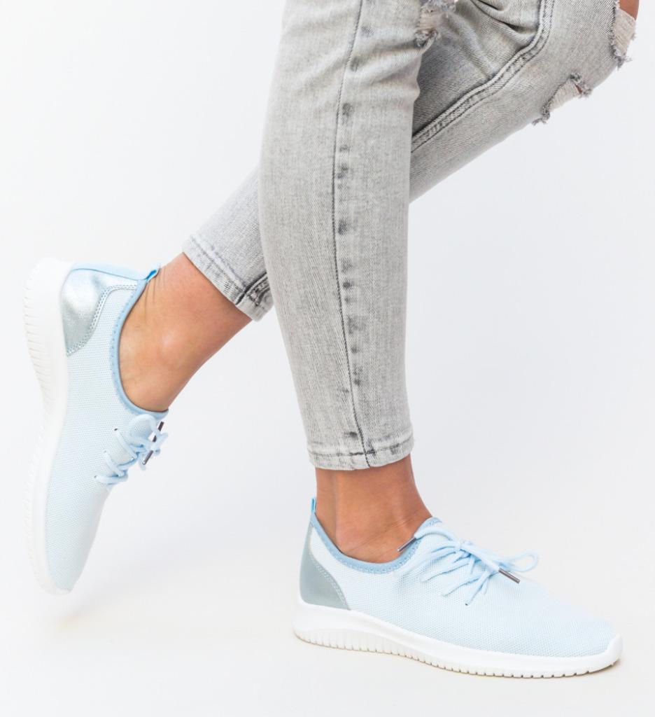 Pantofi Sport Keny Albastri