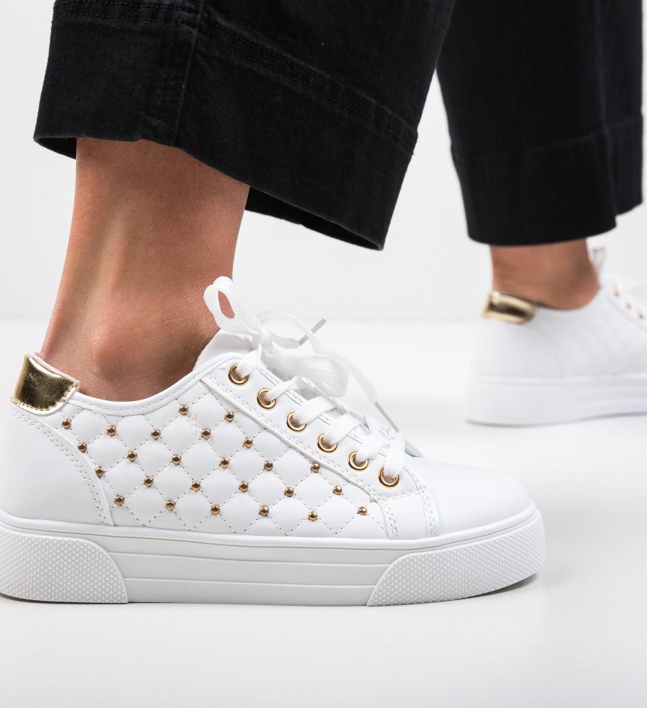 Pantofi Sport Kodi Albi 4