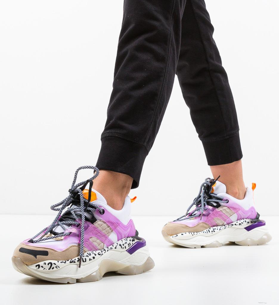Pantofi Sport Lajeko Roz