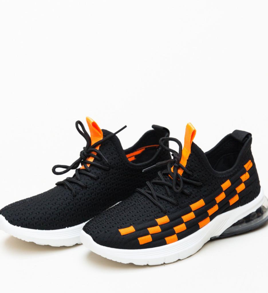 Pantofi Sport Leah Portocali