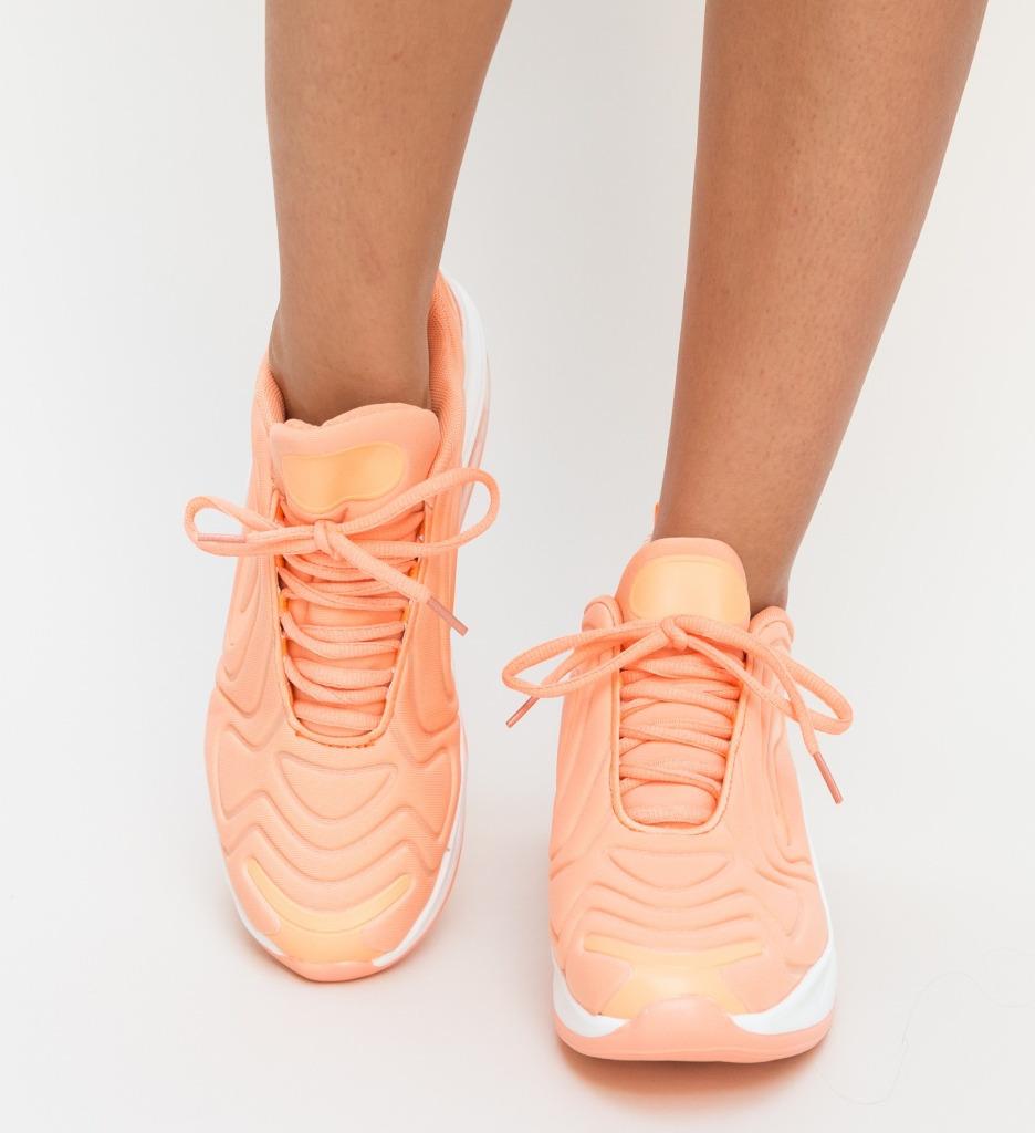 Pantofi Sport Lola Portocalii
