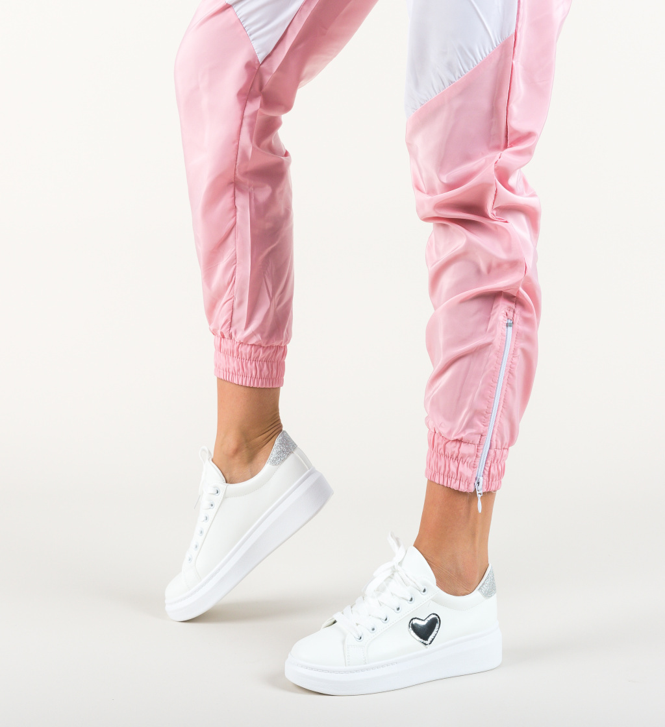 Pantofi Sport Malbora Argintii