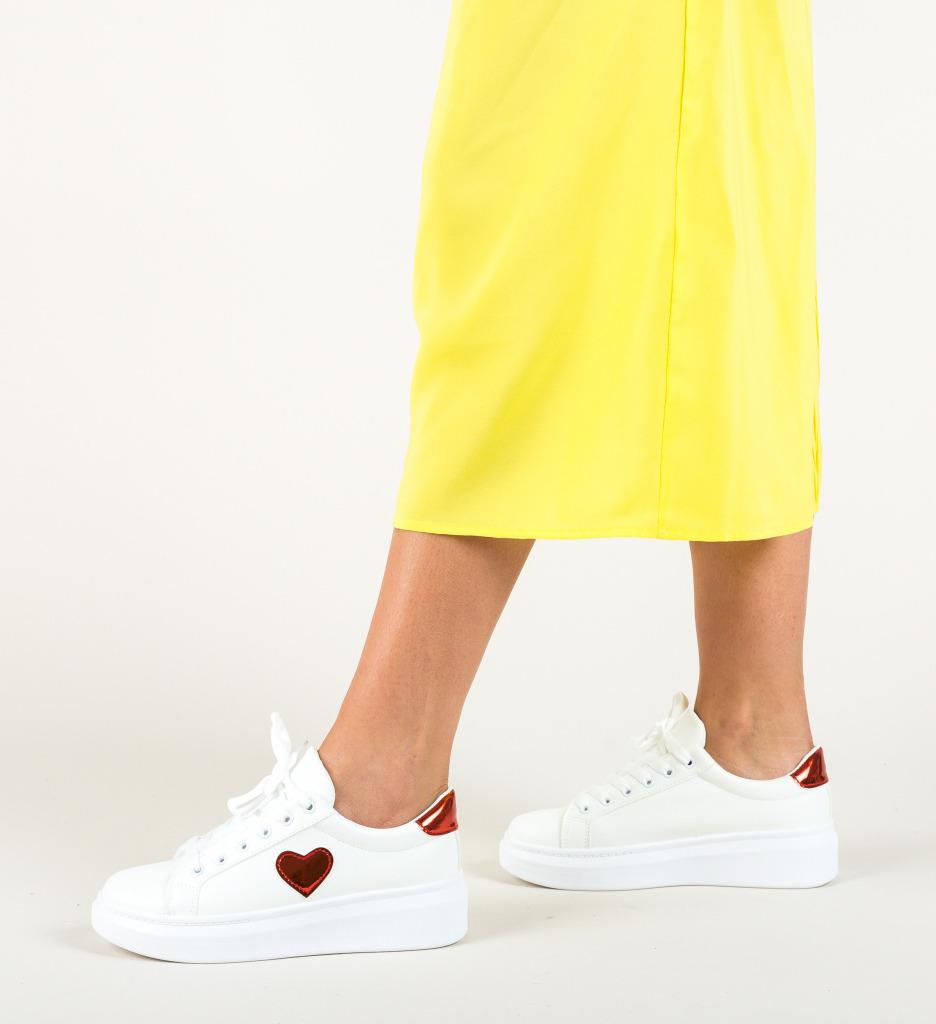Pantofi Sport Malbora Rosii