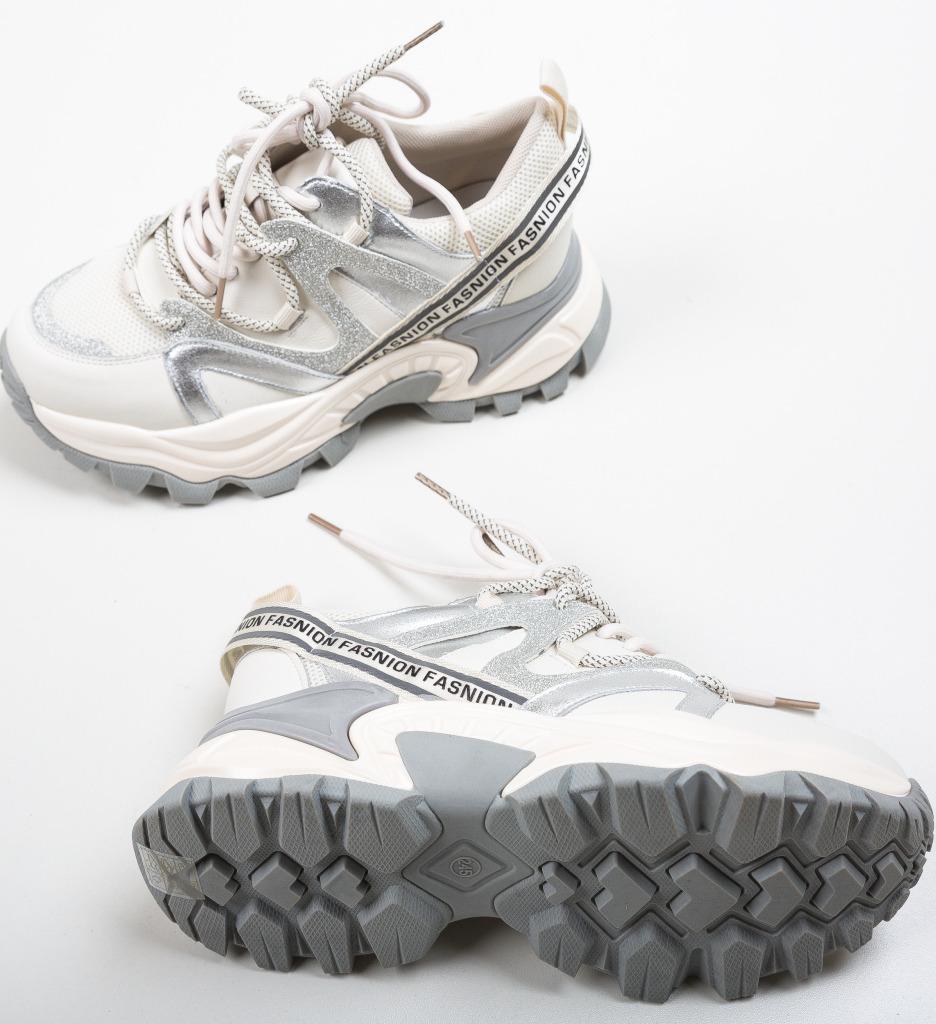 Pantofi Sport Minaj Bej