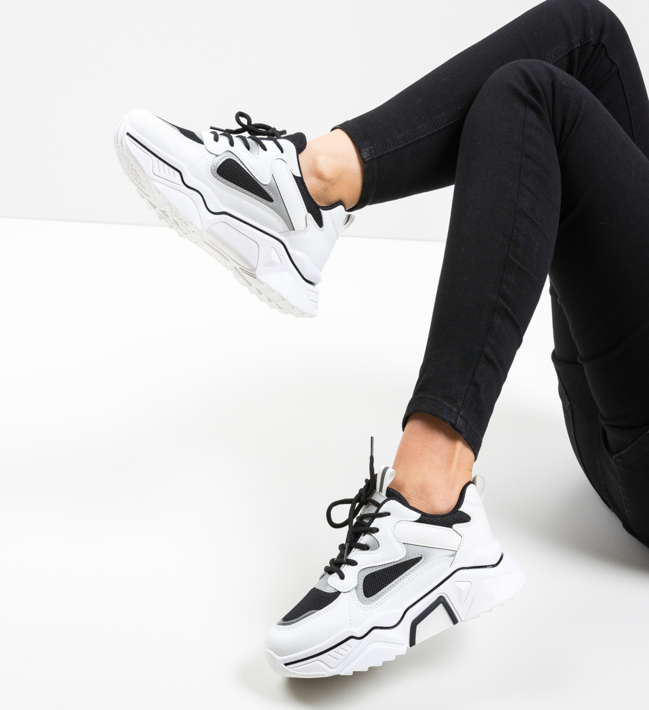Pantofi Sport Pain Negri