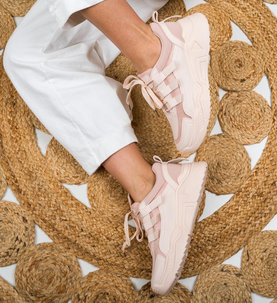 Pantofi Sport Piaodo Roz