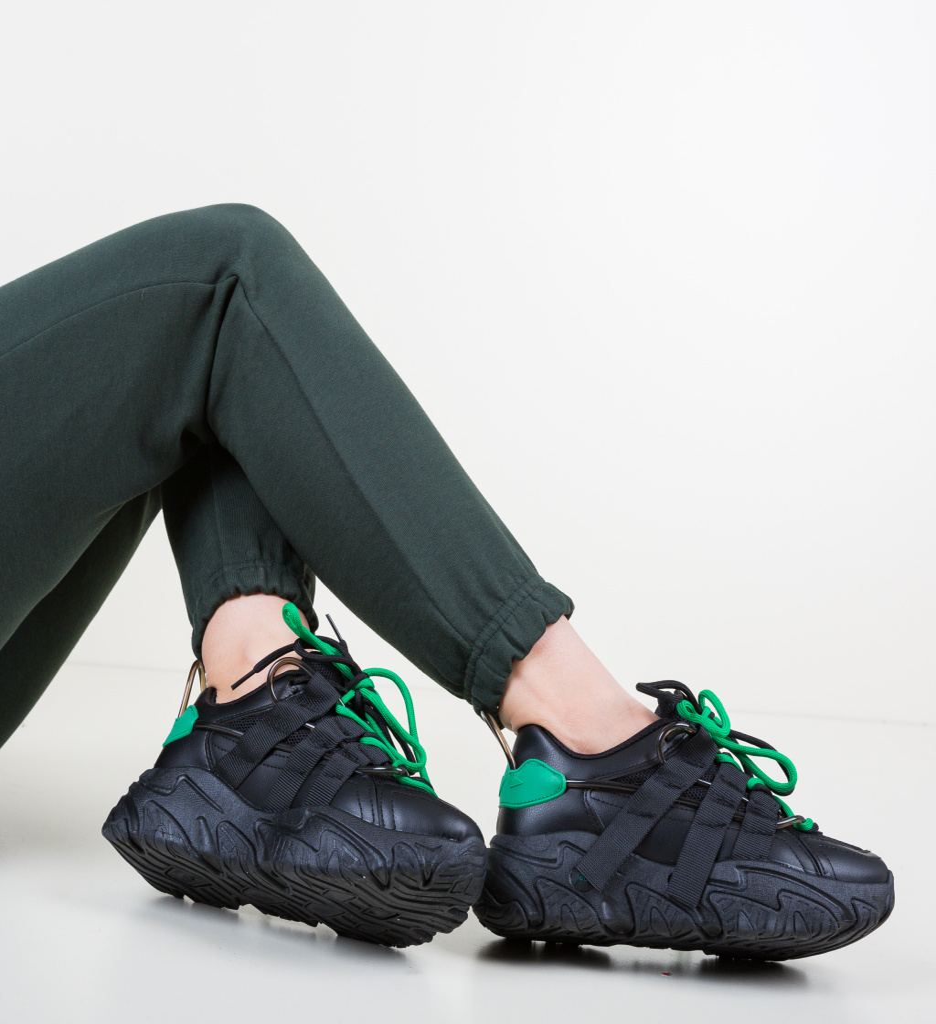 Pantofi Sport Ringo Negri 2
