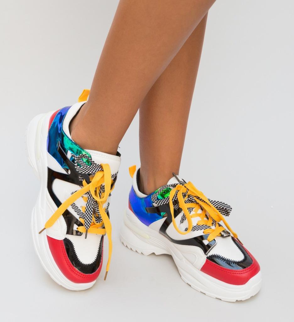 Pantofi Sport Salonic Albi