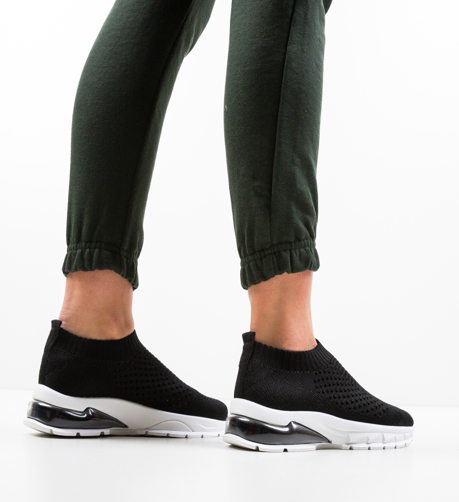 Pantofi Sport Sutton Negri