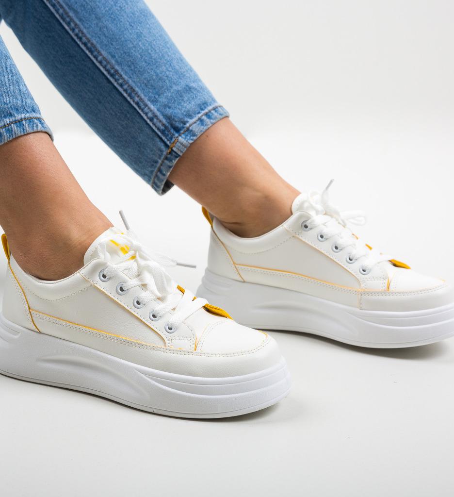 Pantofi Sport Tamzi Galbeni