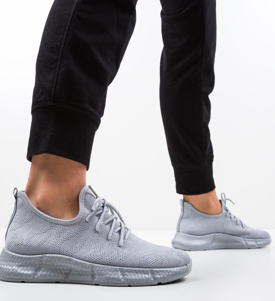 Pantofi Sport Thelma Gri