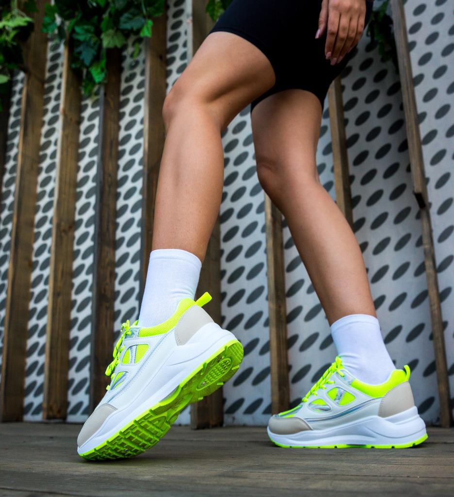 Pantofi Sport Uniq Neon