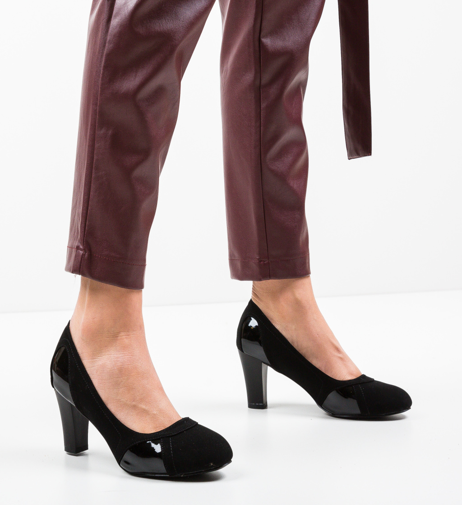 Pantofi Yimna Negri 2