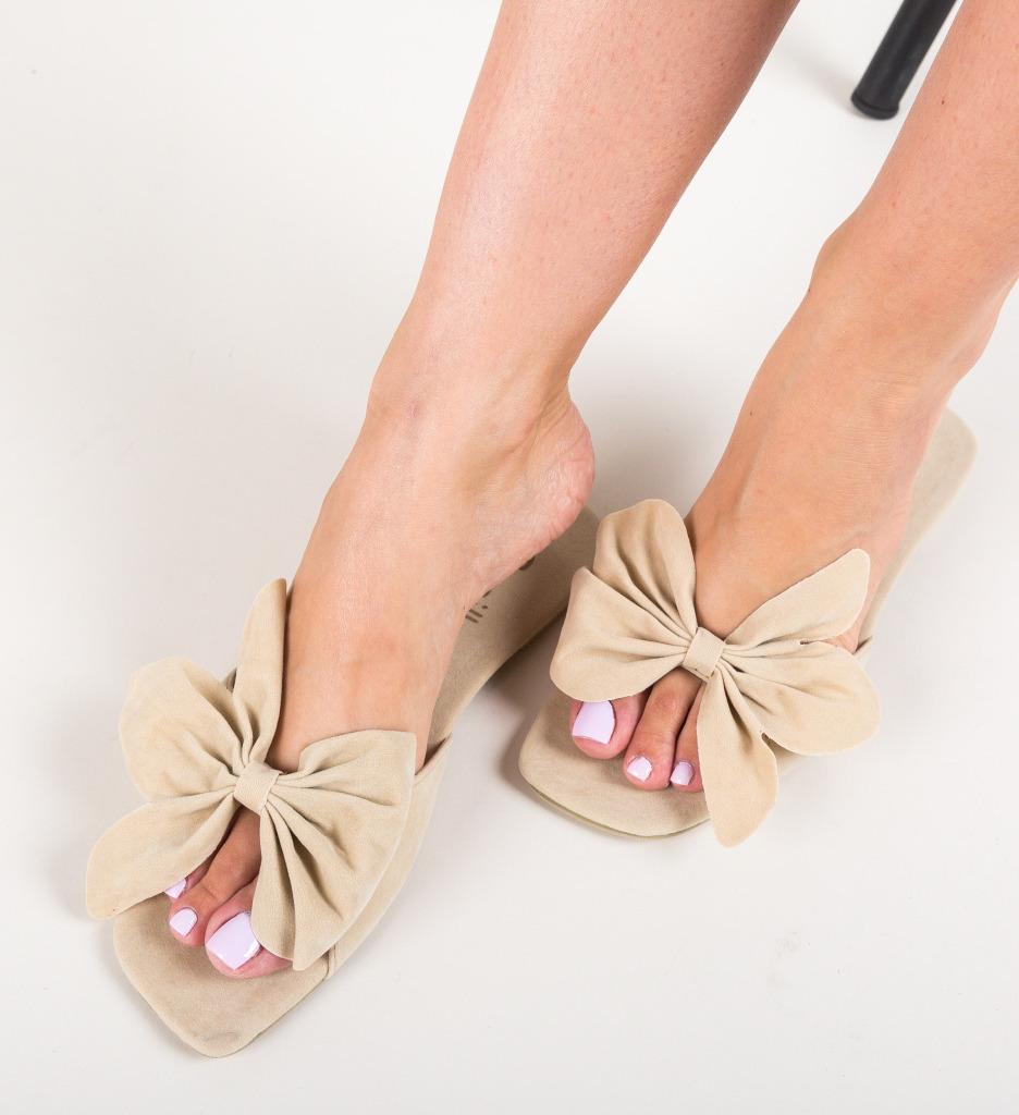 Papuci Dojah Bej