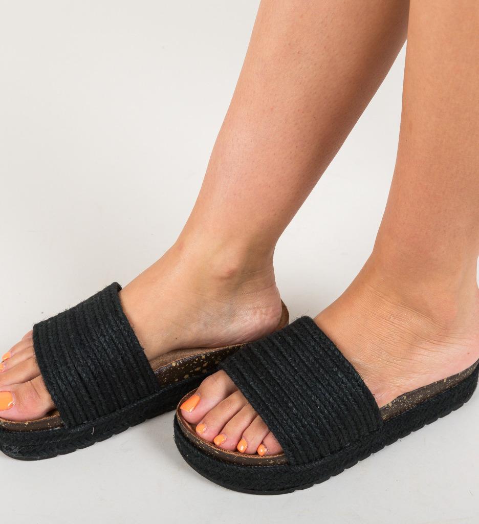 Papuci Maud Negri