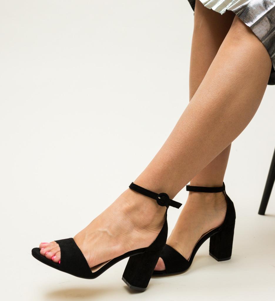 Sandale Chantel Negre