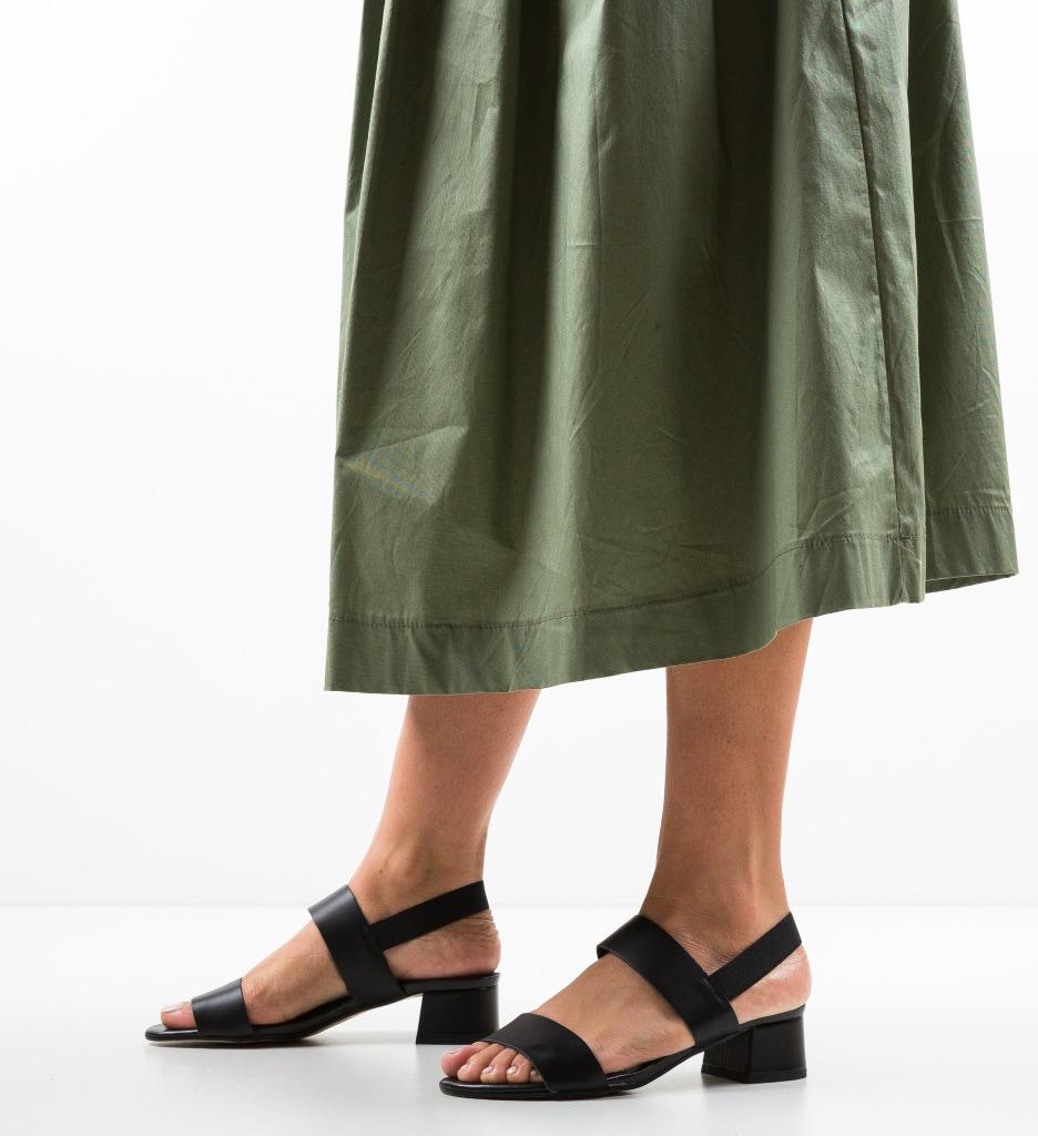 Sandale Coop Negre