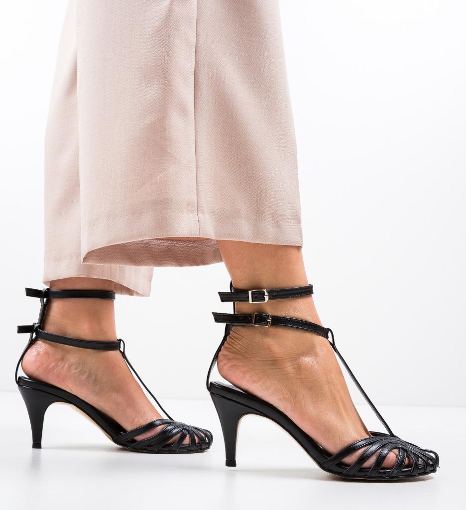 Sandale Ellenor Negre