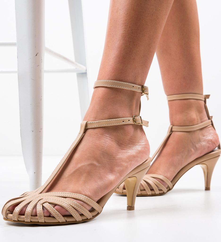Sandale Ellenor Nude