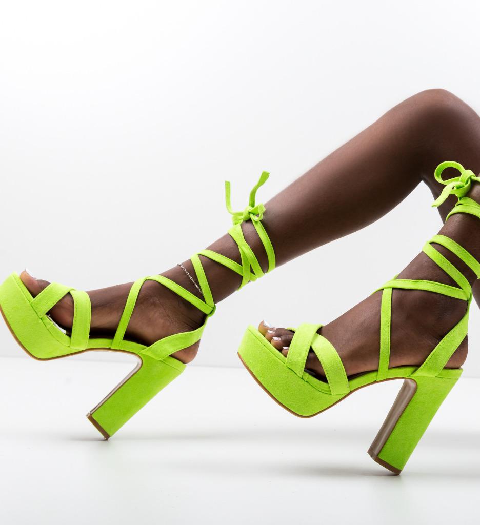Sandale Haines Verzi