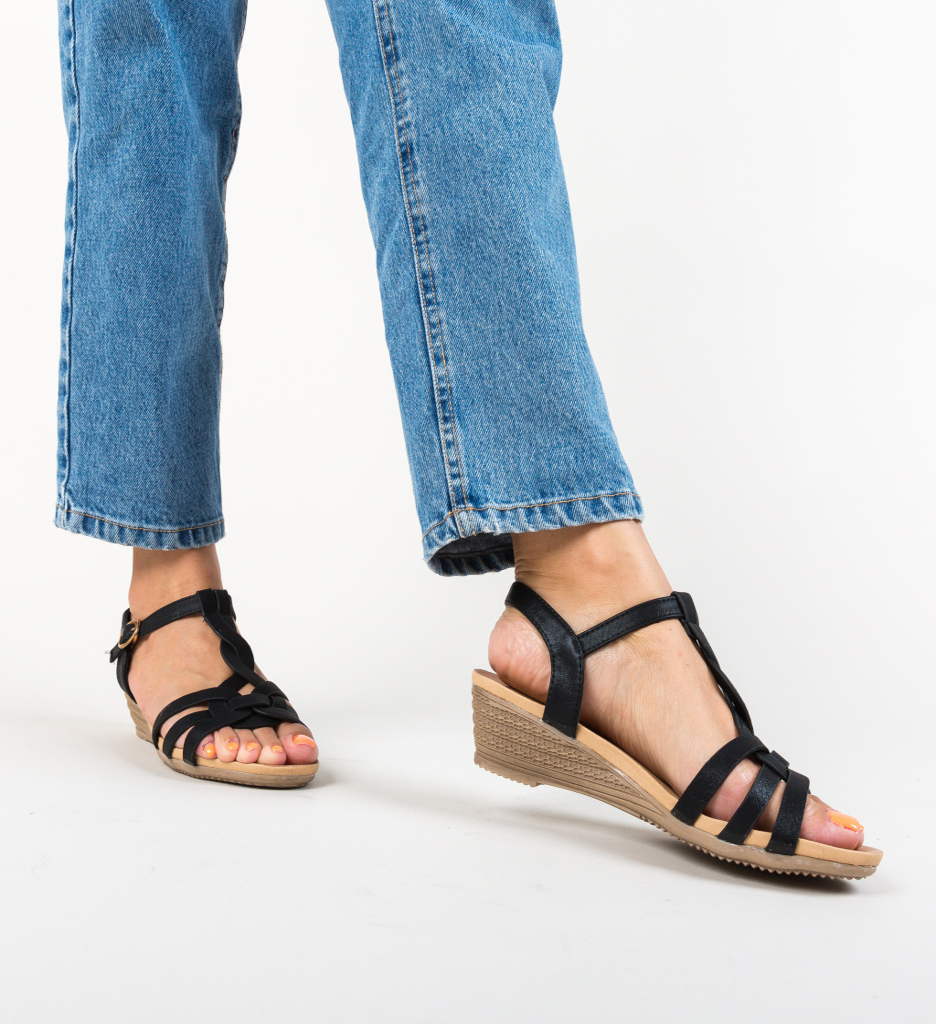 Sandale Infinito Negre
