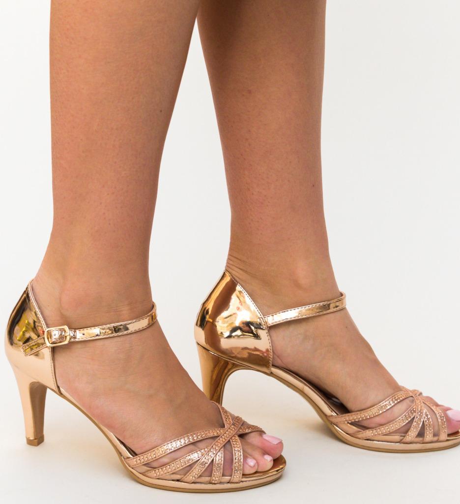 Sandale Mays Aurii