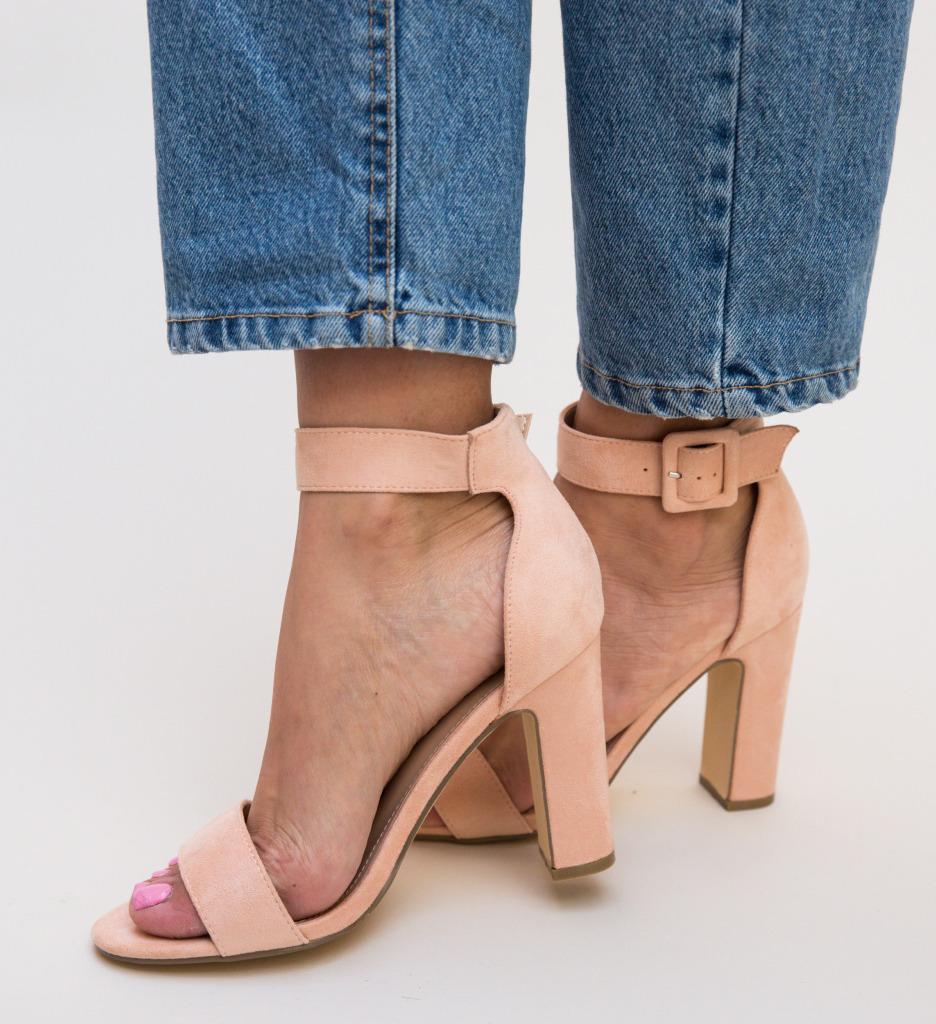 Sandale Miya Nude