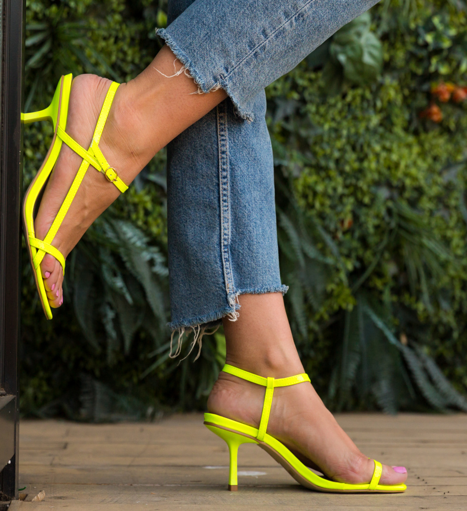 Sandale Wilma Galbene