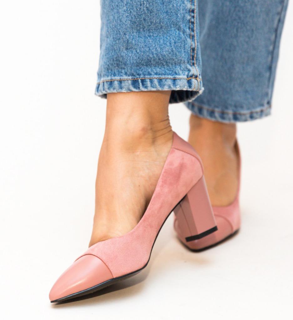 Pantofi Ajay Roz
