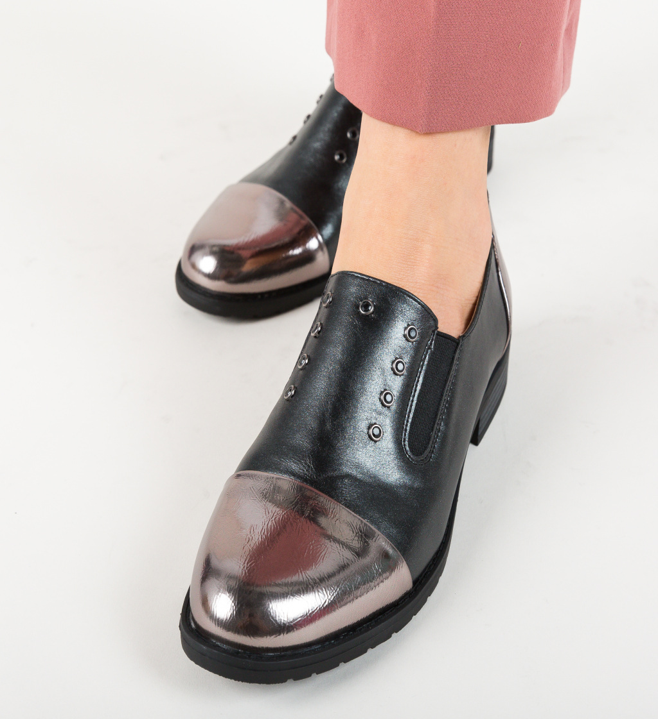 Pantofi Casual Barron Negri 2