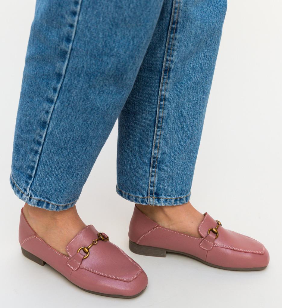 Pantofi Casual Caracom Roz imagine 2021