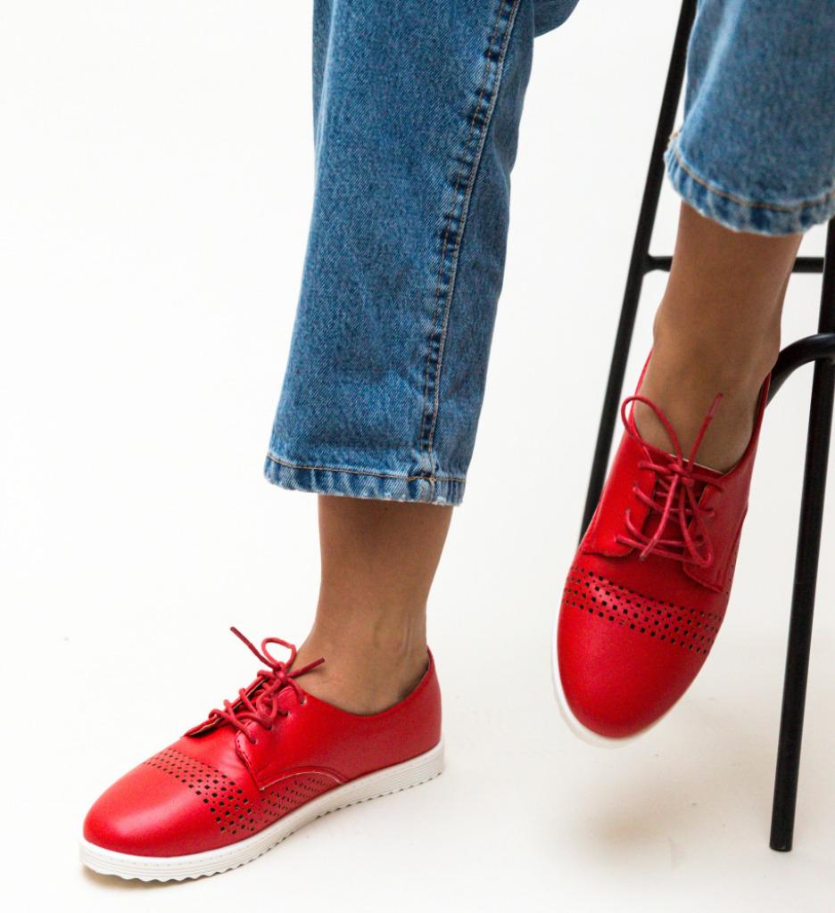 Pantofi Casual Indi Rosi