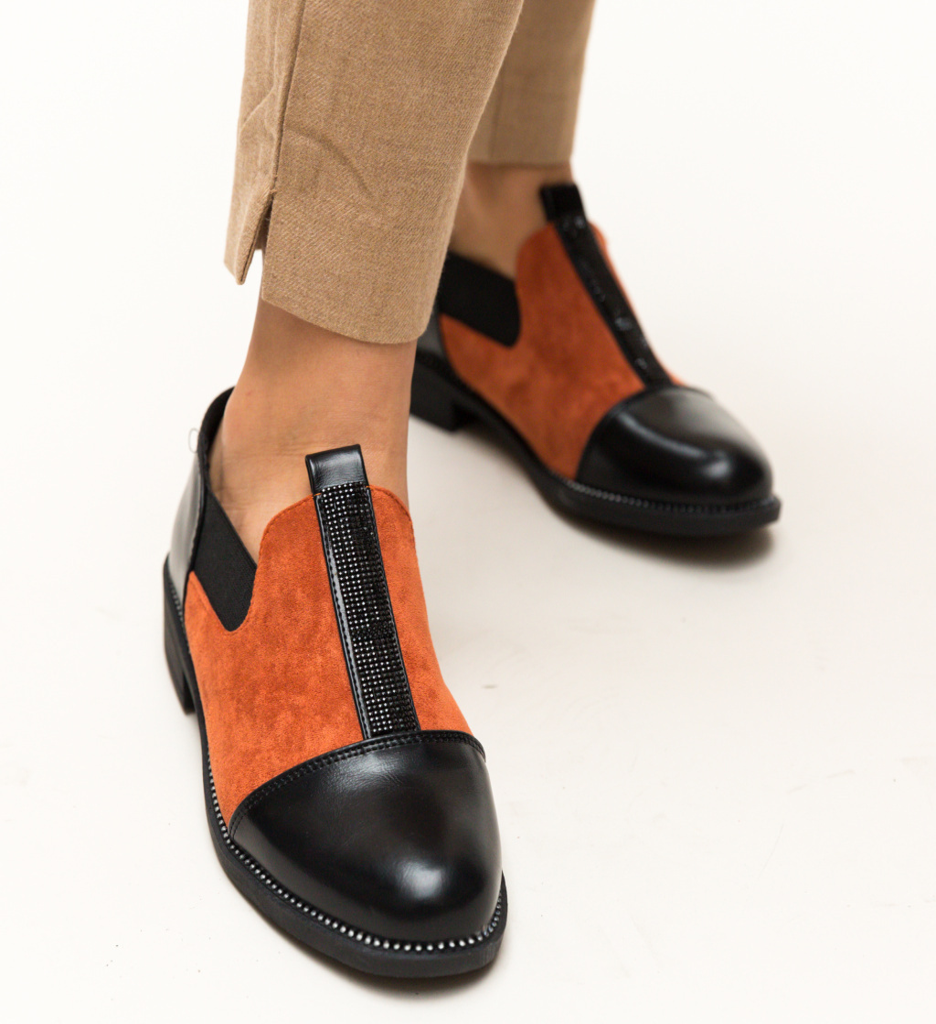 Pantofi Casual Jill Negri 2