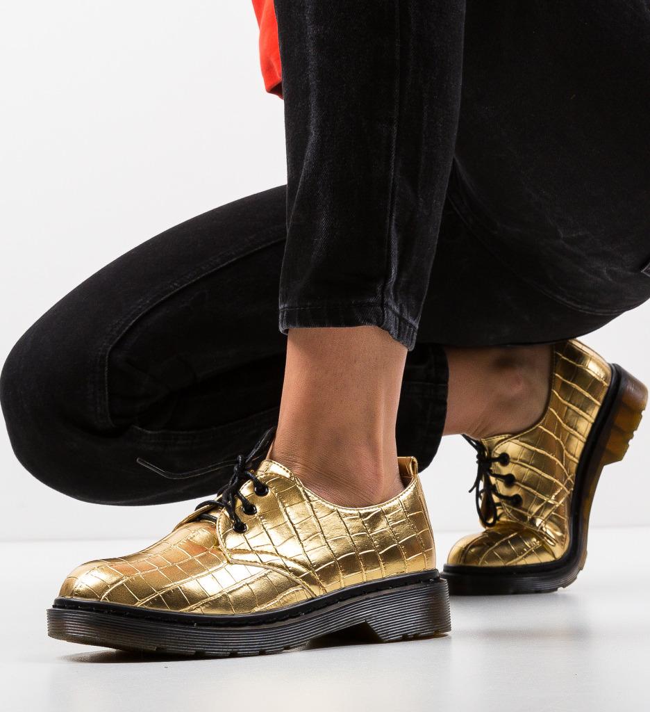 Pantofi Casual Laury Aurii
