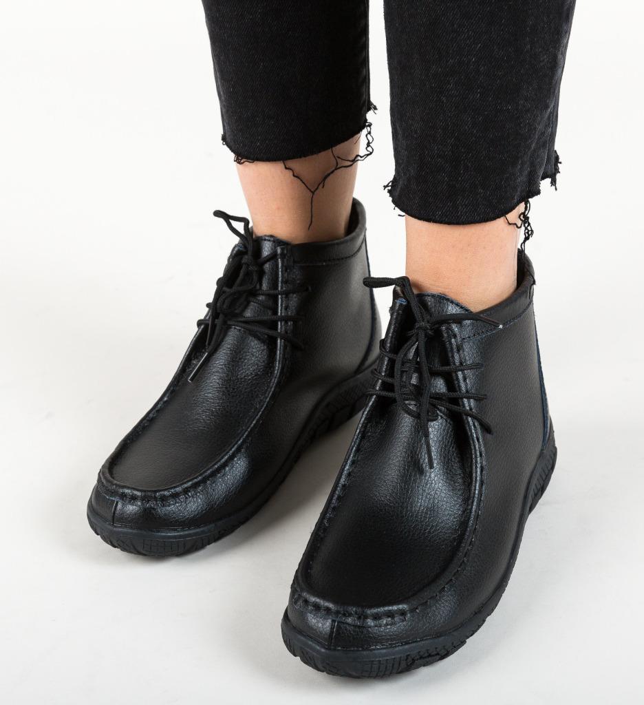 Pantofi Casual Nakita Negri