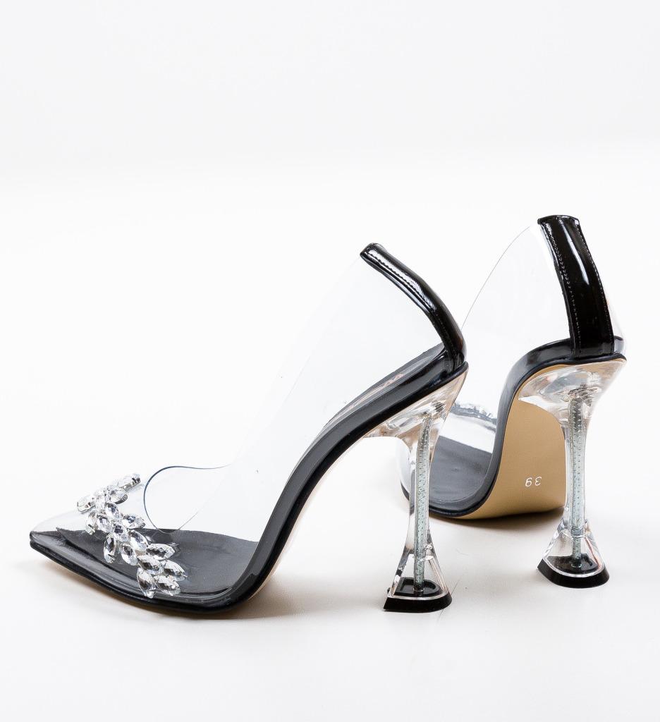 Pantofi Celiaga Negri